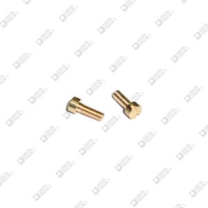 64818/7 SCREW TC 4X 9 M 2,5X7 BRASS