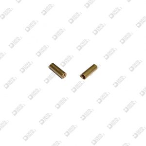 62935 PIN COUNTER-PERFORATED 4X12 HOLE 3,1 BRASS