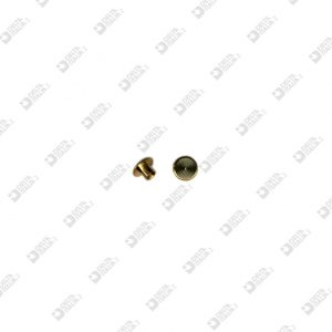 63534/4 FEMALE 8X4 MM 3 BRASS