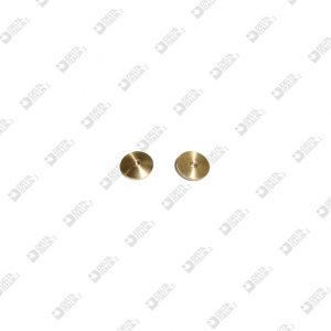 64502 KNURLED RING D. 10X2 MM 2 BRASS
