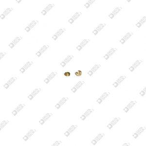 63416/ 1,8 GRANO PUNTA PIATTA M 3,5X 1,8 OTTONE