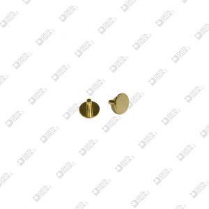 2278/M-7 MASCHIO TESTA 10X7 MM OTTONE