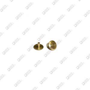 62648/M MALE D. 11X 6,5 MM BRASS