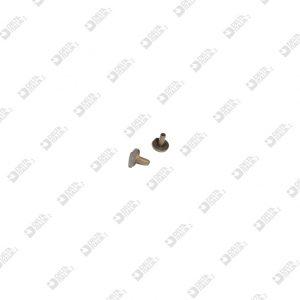 63628/5 MASCHIO 6X5,5 GAMBO 2,15X5 MM OTTONE