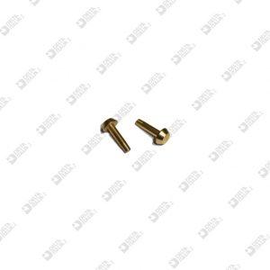 64465/10,5 MALE 6X12,5 STICK 2,45X10,5 MM BRASS