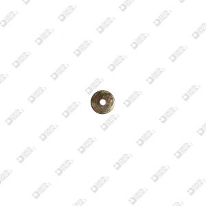 3577/12 RANELLA 12X1 FORO MM 3,1 FERRO