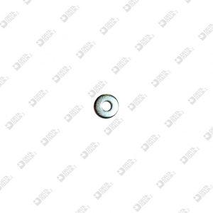 62760 WASHER 12X1 HOLE MM 4,3 IRON