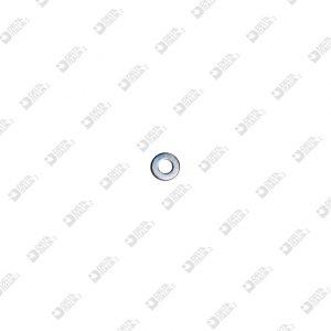 63617 RANELLA 9X0,8 FORO MM 4,3 FERRO
