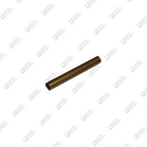 63616/38 TUBE 5X4X38 BRASS