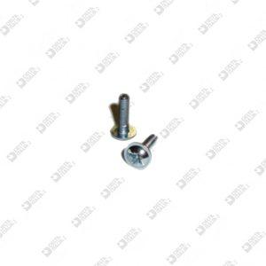 10580/15 SCREW TBL M 4X15 T. 10 COMBI IRON