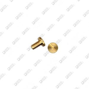 63162/5,1 SCREW TC 5X6,1 M 2,6X5,1 BRASS