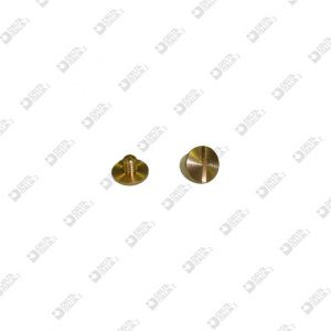 63265 SCREW TB 7X4 M 3X2,5 BRASS