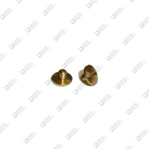 63265/3 SCREW TB 7X4,2 M 3X3 BRASS