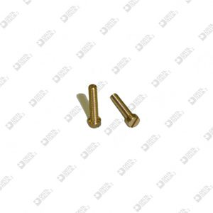 63809/13 SCREW TC 4X15 M 2,6X13 T.C. BRASS
