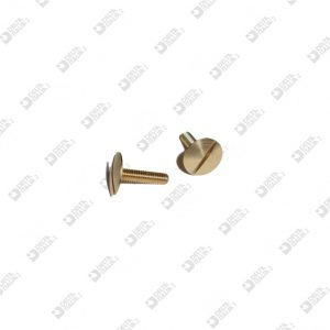 64107/10 SCREW TBL M 2,5X10 T. 8X1 TC (THIN) BRASS