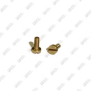 64825/5 SCREW TC 3,7X6,4 M 2X5 ECOBRASS