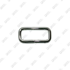 10118/40 RECTANGULAR RING 40X15 WIRE 5 MM IRON