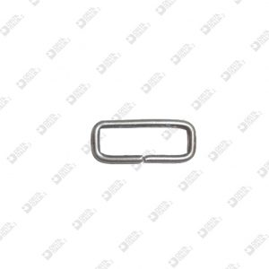 10281/15 RECTANGULAR RING 15X4 WIRE 1,5 MM IRON