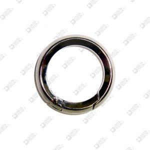 10903/30 OPENABLE RING 30X45  IN ZAMAK