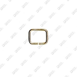 2245/20 RECTANGULAR RING 20X15 WIRE 3 MM IRON