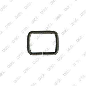 2245/30 RECTANGULAR RING 30X22 WIRE 4 MM IRON