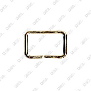 2245/40 RECTANGULAR RING 40X25 WIRE 4 MM IRON