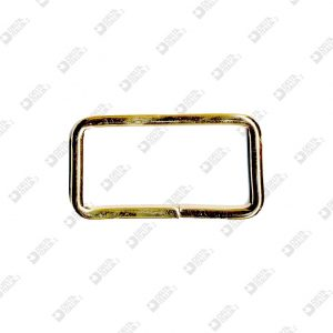 2245/50 RECTANGULAR RING 50X24 WIRE 4 MM IRON