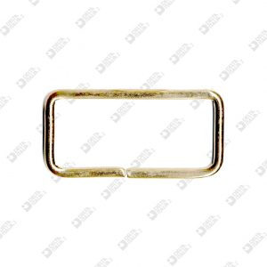 2245/60 RECTANGULAR RING 60X25 WIRE 4 MM IRON