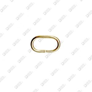 2247/20 OVAL RING 22X11 WIRE 3 MM IRON