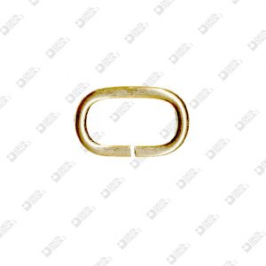 2247/25 OVAL RING 26X16 WIRE 4 MM IRON