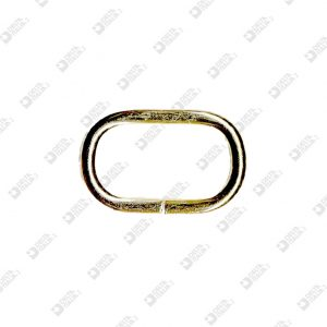 2247/30 OVAL RING 32X17 WIRE 4 MM IRON