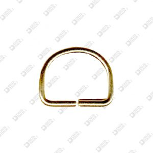 2248/25 HALF-RING 25 WIRE 3 MM IRON