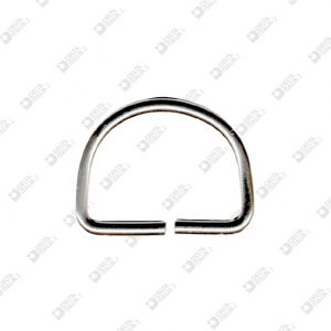2248/30 HALF-RING 30 WIRE 3 MM IRON