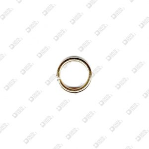 2329/13 ROUND RING 13 WIRE 2 MM IRON