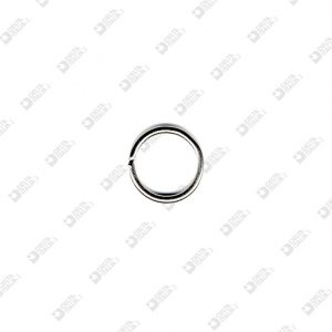 2329/15 ROUND RING 15 WIRE 2 MM IRON