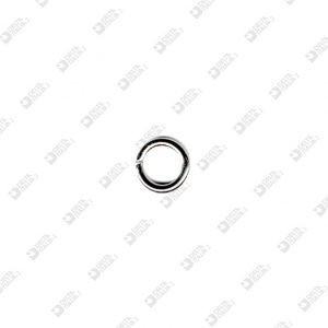 2329/6 ROUND RING 5 WIRE 2 MM IRON
