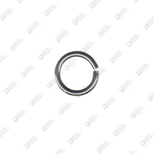 2940/22 ROUND RING 22 WIRE 4 MM IRON