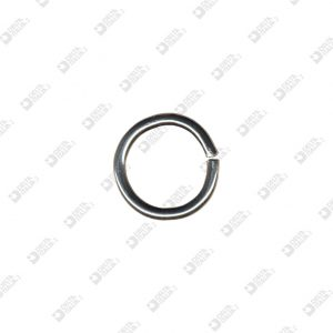 2940/25 ROUND RING 25 WIRE 4 MM IRON