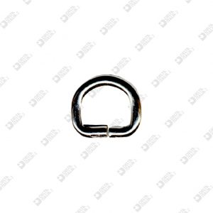 2941/16 HALF-RING 16 WIRE 4 MM IRON
