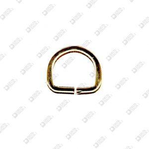 2941/22 HALF-RING 22 WIRE 4 MM IRON