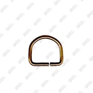 2941/30 HALF-RING 30 WIRE 4 MM IRON