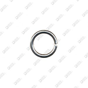 5137/15 ROUND RING 15 WIRE 2,5 MM IRON