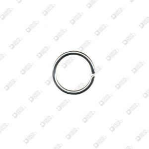 5137/22 ROUND RING 22 WIRE 2,5 MM IRON