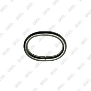 5842/40 RING 40X25 WIRE 6 MM BRASS