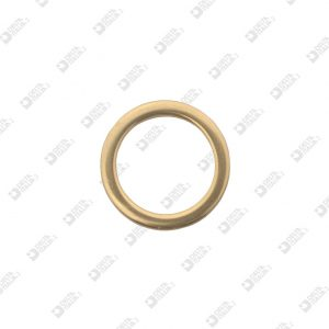 8714/30 FLAT RING OVAL SECTION ZAMAK