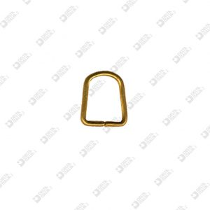 9342/7,5 PULLER RING 5,5X9,5 WIRE 1,2 MM BRASS