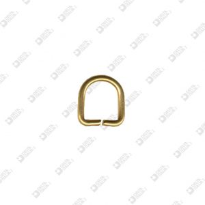 9343/7,3 PULLER RING 7,3X8,3 WIRE 1,5 MM BRASS