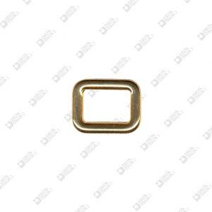 9541/20 RECTANGULAR RING 20X14 WIRE 5 MM ZAMAK