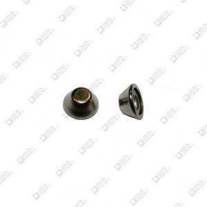 2217 TRUNK CONE ORNAMENT 033 8×4 MM IRON