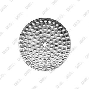 2902 ORNAMENT D. 60 MM WITH HOLE IRON